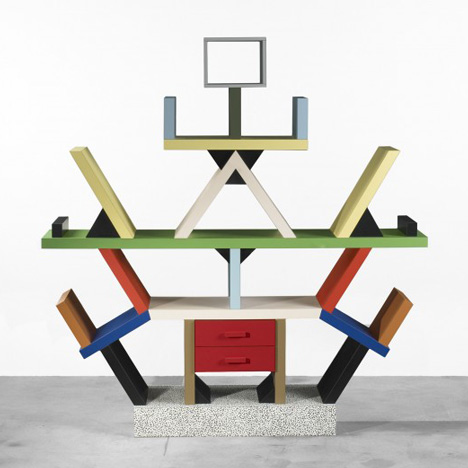 Carlton-bookcase-by-Ettore-Sottsass